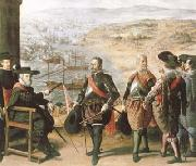 Diego Velazquez Cadiz Defended against the English (df01) oil painting picture wholesale