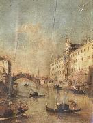 Francesco Guardi Gondola sulla laguna (mk21) oil painting picture wholesale
