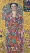 Gustav Klimt Portrait of Eugenia Primavesi (mk20) oil painting picture wholesale