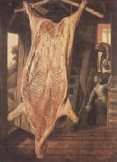 Joachim Beuckelaer Slaughtered Pig (mk14) oil painting picture wholesale