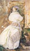 John Singer Sargent The Cashmere Shawl (mk18) oil painting picture wholesale
