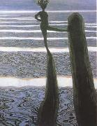 Leon Spilliaert The Posts (mk19) oil painting picture wholesale