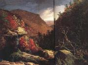 Thomas Cole The Clove,Catskills (mk13) oil painting picture wholesale