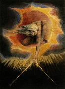 William Blake The Ancient of Days,frontispiece for Europe,a Prophecy (mk19) oil painting picture wholesale