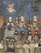 Ambrogio Lorenzetti The Virtues of Good Government (mk39) oil painting picture wholesale