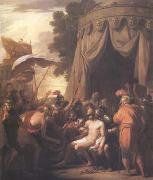 Benjamin West The Death of Epaminondas (mk25) oil painting picture wholesale