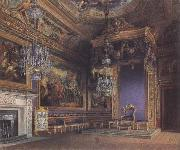 Charles Wild The King's Audience Chamber (mk25) oil painting artist