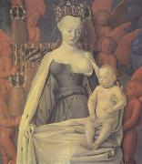 Jean Fouquet Virgin and Child (nn03) oil painting picture wholesale