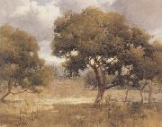 Percy Gray Early Meadow Landscape (mk42) oil painting picture wholesale
