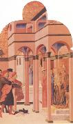 SASSETTA Saint Francis of Assisi Renouncing his Earthly Father (nn03) oil painting artist