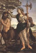 Sandro Botticelli Pallas and the Centaur (mk36) oil painting picture wholesale