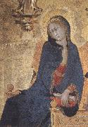 Simone Martini Annunciation (mk39) oil painting picture wholesale