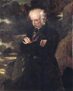 Benjamin Robert Haydon William Wordsworth oil painting artist