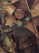 Kurt Schwitters Merz 25 A.The Constella tion oil painting artist
