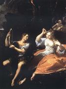 Ludovico Carracci Recreation by our Gallery oil painting artist