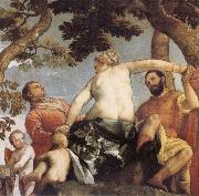 Paolo  Veronese Allegory of Love oil painting artist