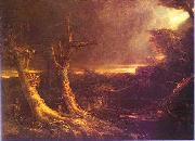 Thomas Cole Tornado oil painting picture wholesale