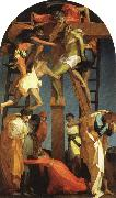 Rosso Fiorentino Deposition oil painting artist