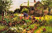 Abbott Fuller Graves Near Kennebunkport oil painting