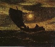Albert Pinkham Ryder Toilers of the Sea oil painting