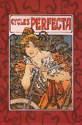 Alphonse Mucha Cycles Perfecta oil painting