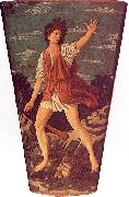 Andrea del Castagno The Young David oil painting