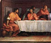 Andrea del Sarto The Last Supper (detail)  ii oil painting reproduction