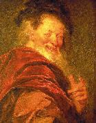 Antoine Coypel Democritus oil painting