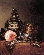 BRAY, Dirck Still-Life with Symbols of the Virgin Mary oil painting