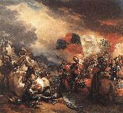 Benjamin West Edward III Crossing the Somme oil painting