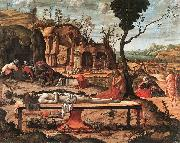 CARPACCIO, Vittore The Dead Christ sf oil painting reproduction