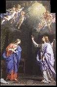 CERUTI, Giacomo The Annunciation kljk oil painting