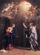 CERUTI, Giacomo Annunciation klj oil painting
