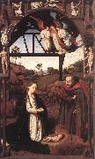 CHRISTUS, Petrus Nativity iuty oil painting reproduction
