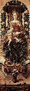 CRIVELLI, Carlo The Madonna of the Taper dfg oil painting