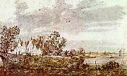 CUYP, Aelbert Landscape dfga oil painting reproduction