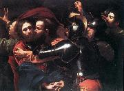 Caravaggio Taking of Christ g oil painting