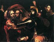 Caravaggio The Taking of Christ  dssd oil painting