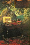 Claude Monet A Corner of the Studio oil painting reproduction
