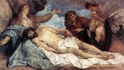 DYCK, Sir Anthony Van The Lamentation of Christ  fg oil painting reproduction