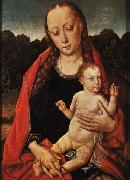 Dieric Bouts The Virgin and Child oil painting