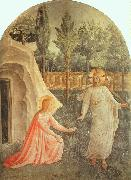 Fra Angelico Noli Me Tangere oil painting