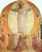 Fra Angelico Transfiguration oil painting