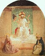 Fra Angelico The Mocking of Christ oil painting
