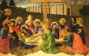 Fra Angelico Lamentation Over the Dead Christ oil painting