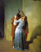 Francesco Hayez The Kiss oil painting reproduction