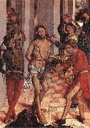 GALLEGO, Fernando Flagellation sg oil painting