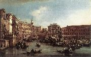 GUARDI, Francesco The Rialto Bridge with the Palazzo dei Camerlenghi dg oil painting