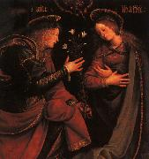 Gaudenzio Ferrari The Annunciation  7 oil painting