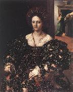 Giulio Romano Portrait of a Woman sag oil painting